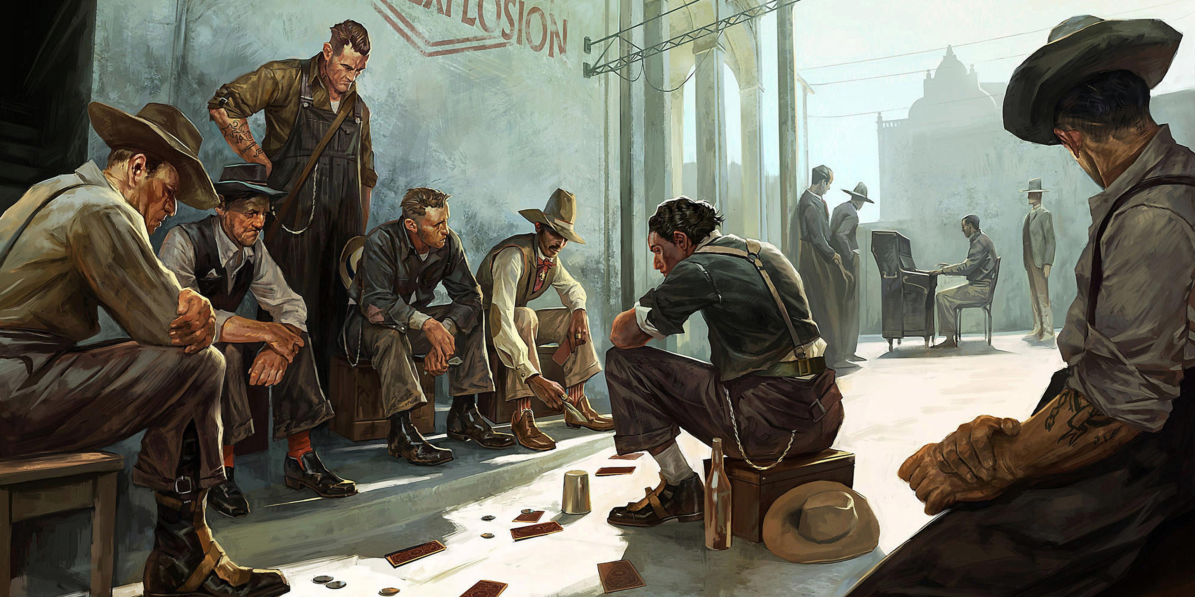 En attendant Dishonored 2