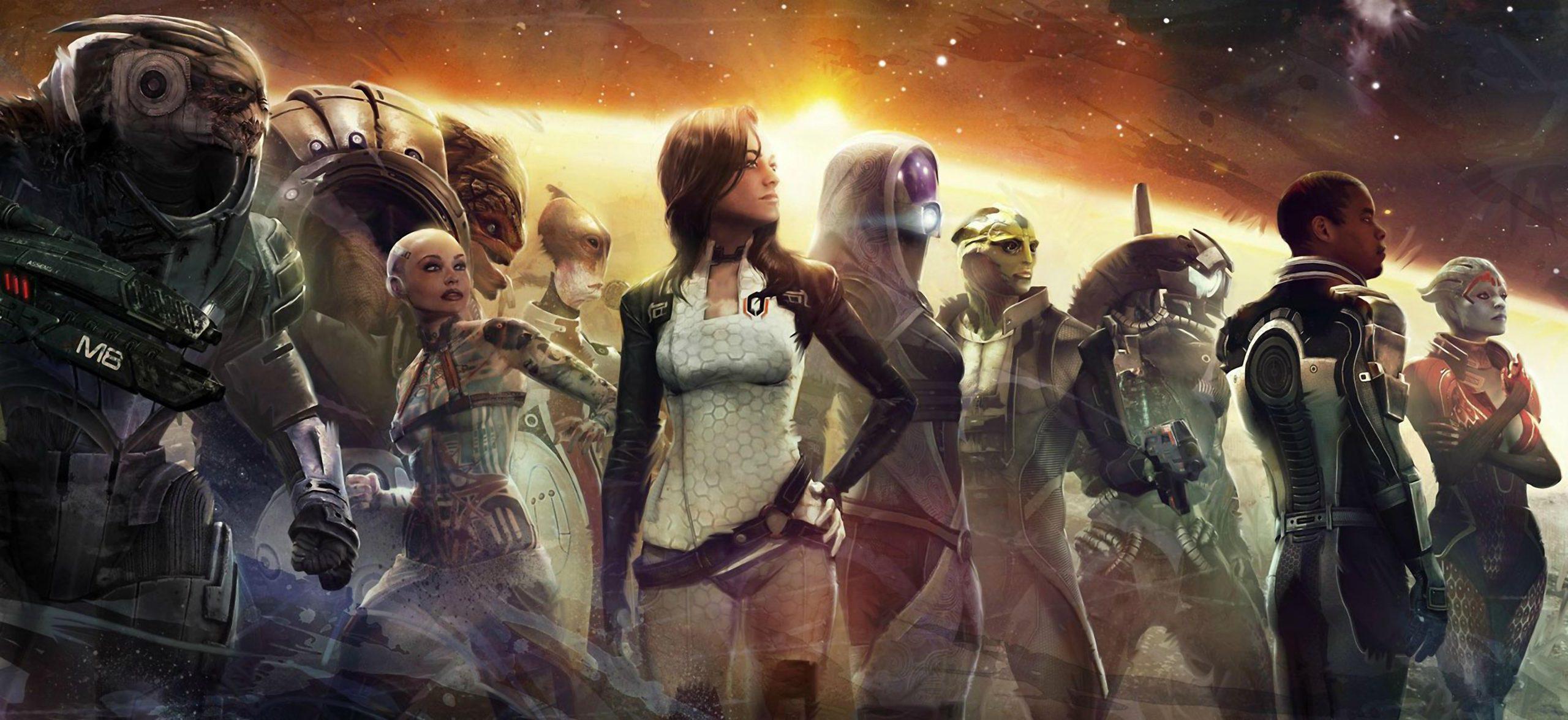 Le 17 : Mass Effect me manque